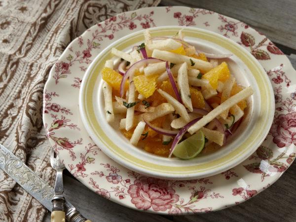 Orange Jicama Salad | Recipes | Dr. Weil's Healthy Kitchen