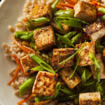Stir-Fried Rice With Tofu | Recipes | Dr. Weil's Healthy Kitchen