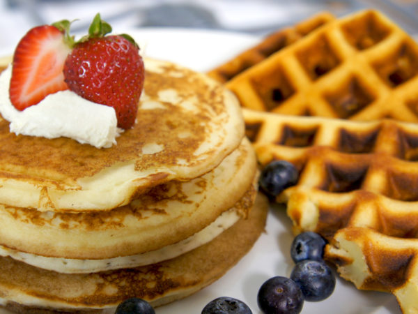 Pancakes and Waffles | Recipes | Dr. Weil's Healthy Kitchen