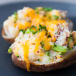 Stuffed Potatoes | Recipes | Dr. Weil's Healthy Kitchen