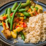 Spicy Stir-Fried Tempeh | Recipes | Dr. Weil&#039&#x3B;s Heathy Kitchen