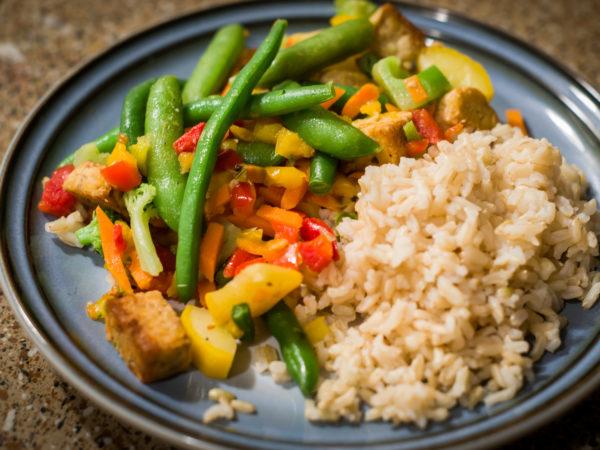 Spicy Stir-Fried Tempeh   Recipes   Dr. Weil's Heathy Kitchen