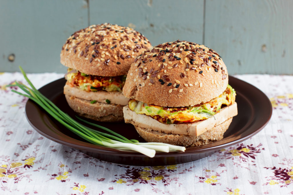 tofu burgers  recipes  dr weil's healthy kitchen