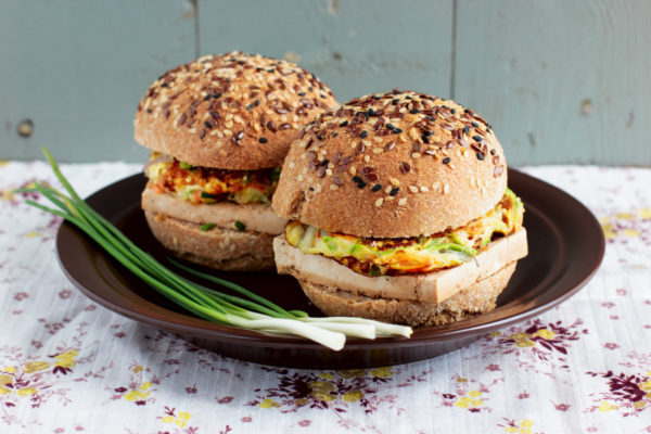Tofu Burgers | Recipes | Dr. Weil's Healthy Kitchen