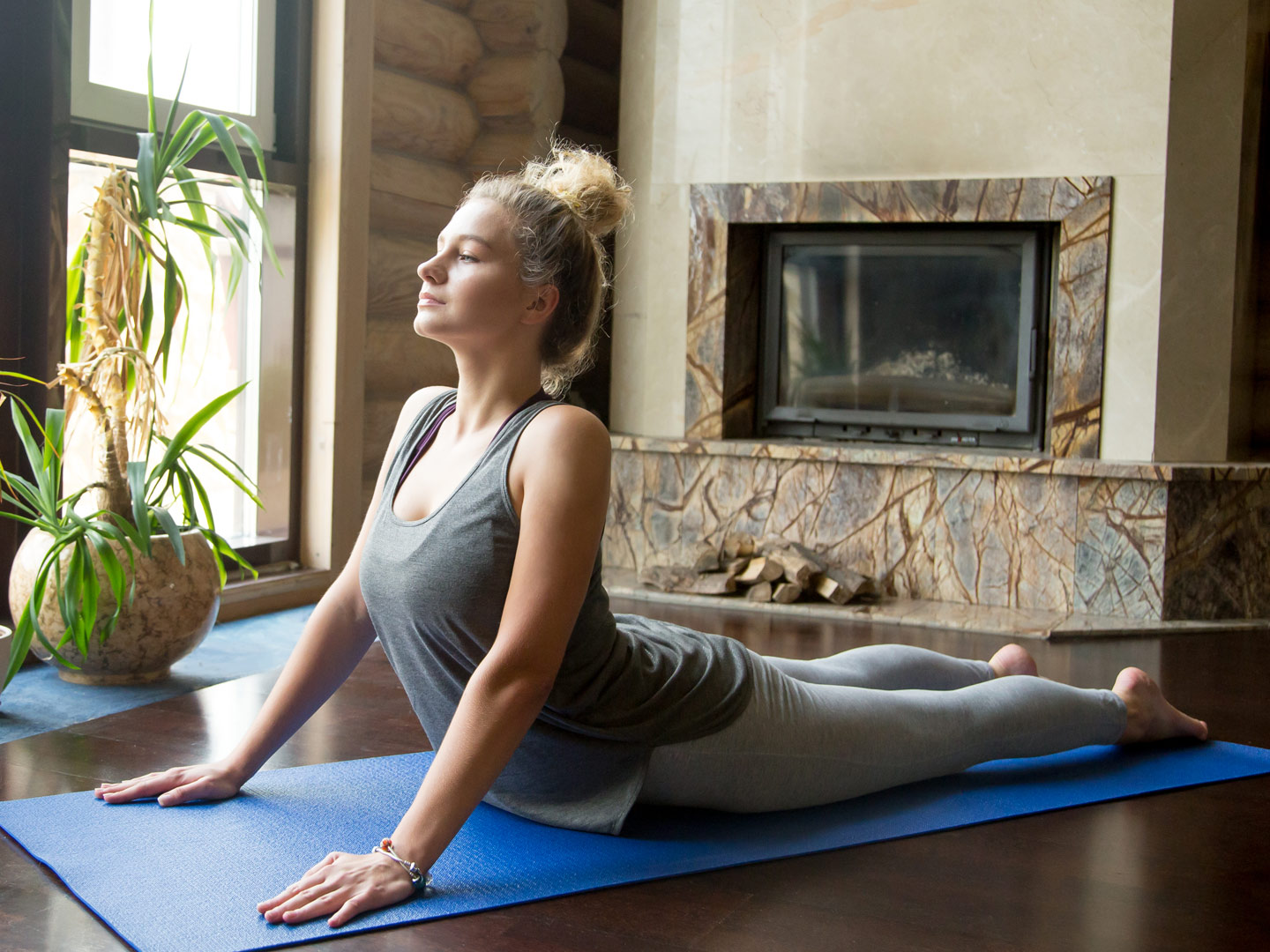 The Cobra Pose - Yoga With Dr. Weil