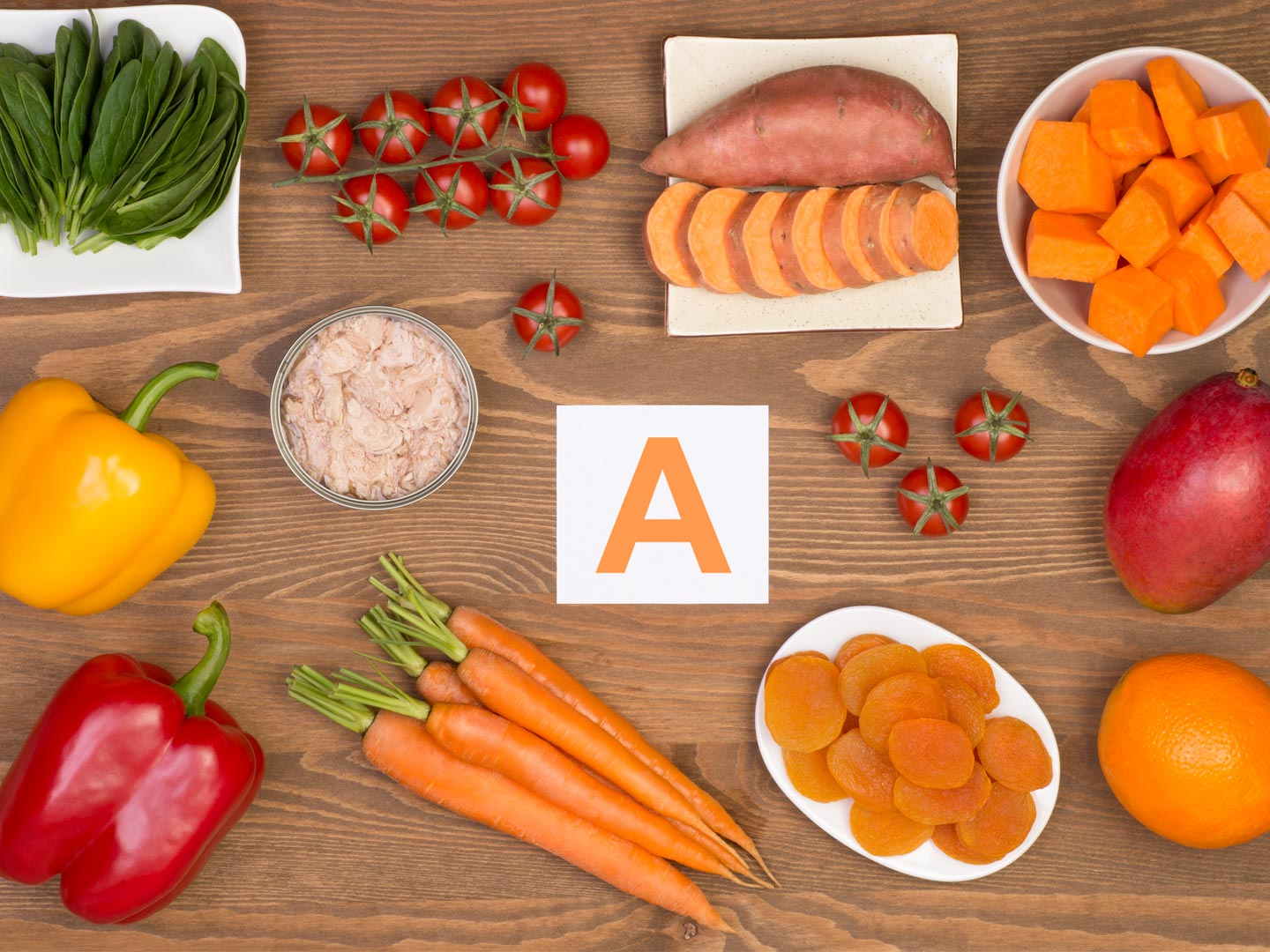 Facts About Vitamin A | Vitamins & Supplements | Andrew ...