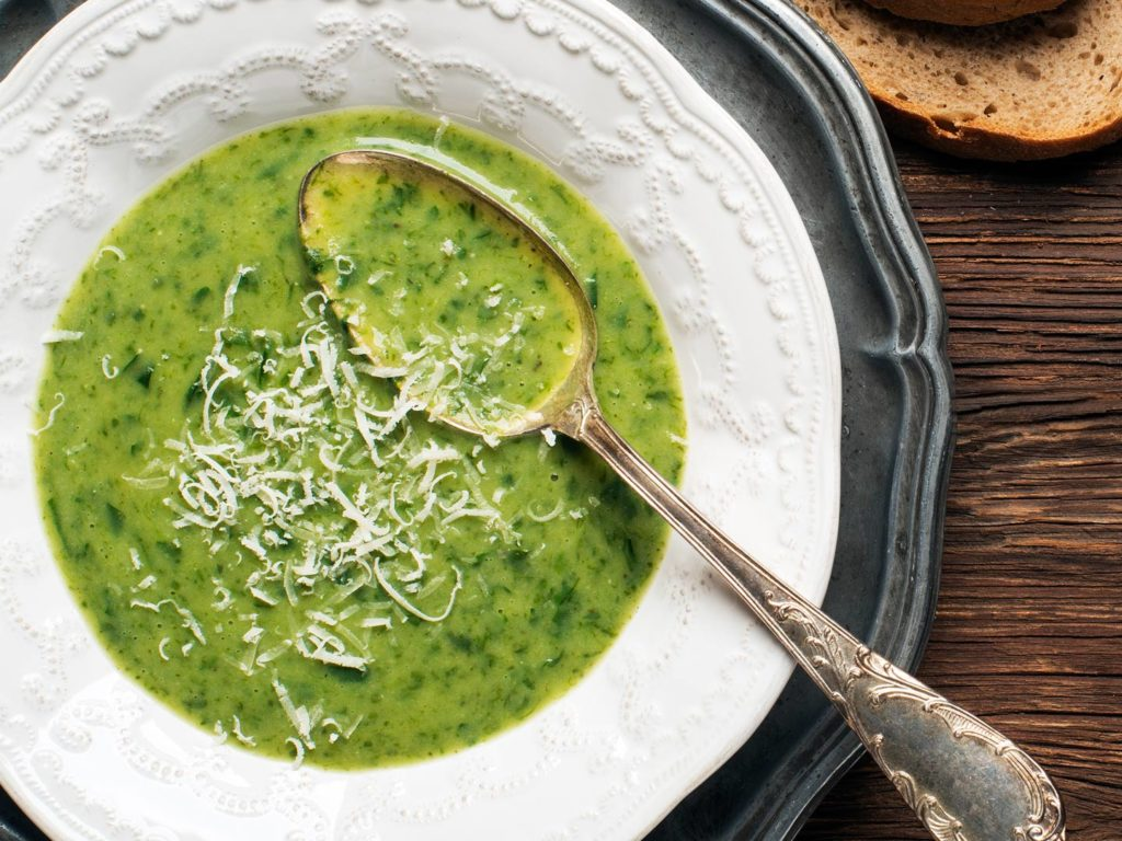 Green Squash Soup - Dr. Weil's Healthy Kitchen