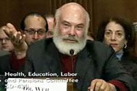 Dr Weils Senate Testimony inside