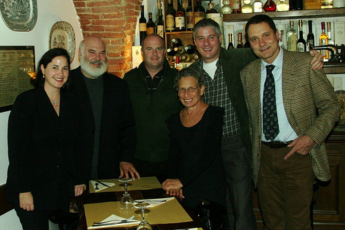 Dr. Weil and the Lucini Team