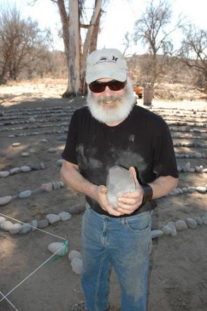 Dr. Weil With Rock