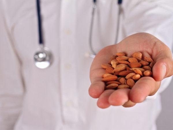 do you need vitamin b17 almonds cancer