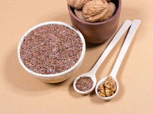 Vegitarian Omega 3 Foods