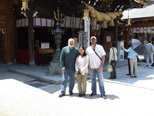 2 Kushida Shrine