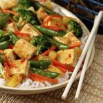 vegetarian protein tofu