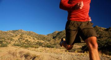 running heart disease