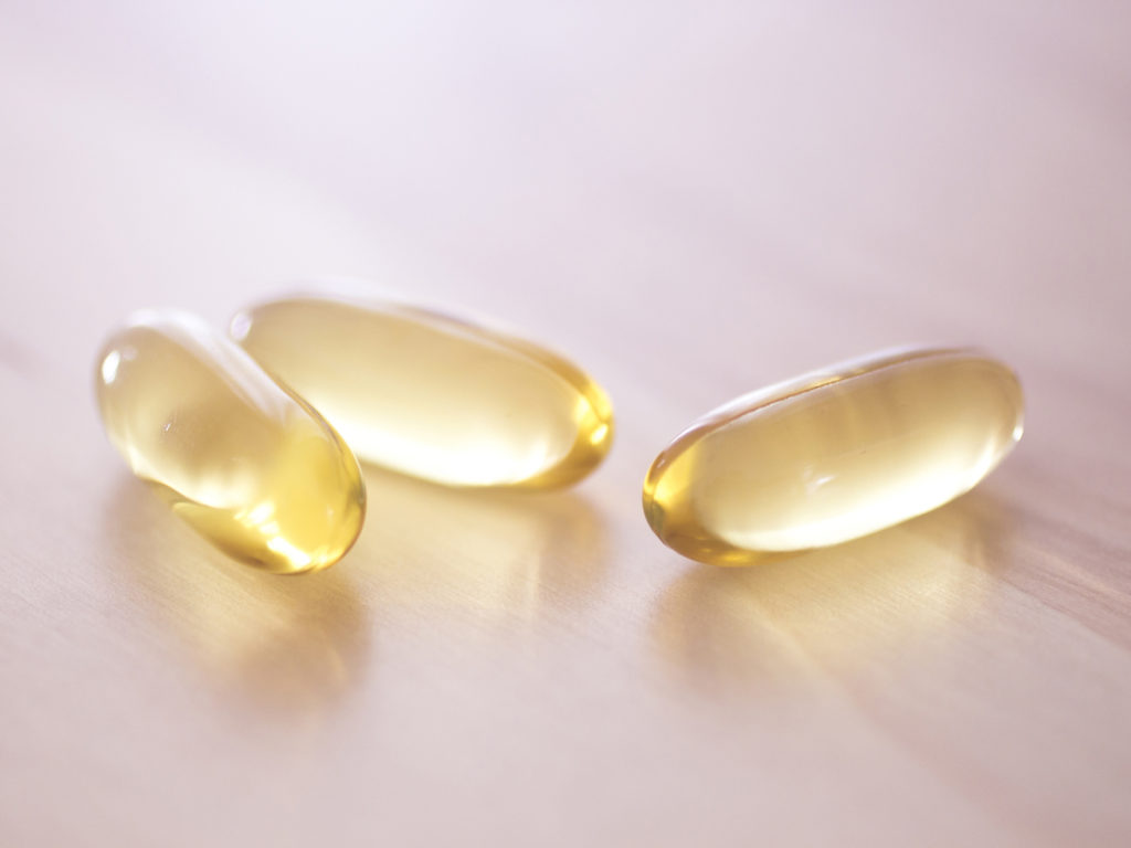 reactions to fish oil pills