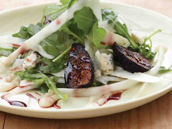 Shaved Asparagus & Arugula Salad | Recipes | Dr. Weil's Healthy Kitchen