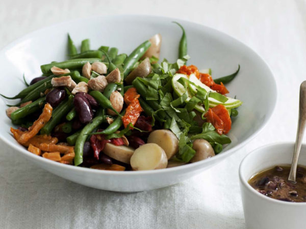 French Bean Salad | Recipes | Dr. Weil's Healthy Kitchen