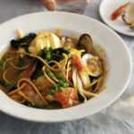 Seafood Fideo | Recipes | Dr. Weil's Healthy Kitchen