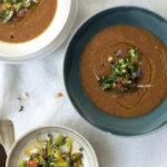 Heirloom Tomato Gazpacho | Recipes | Dr. Weil's Healthy Kitchen