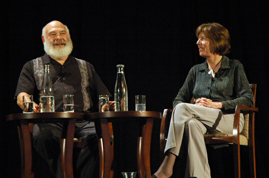 Dr Weil and Jo Robinson
