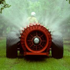 pesticide crop sprayer