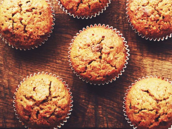 Carrot-Banana Muffins | Recipes | Dr. Weil's Healthy Kitchen