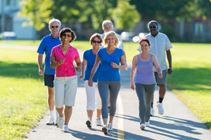 The Gentle Salvation of Walking - Andrew Weil, M.D.