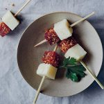 Walnut, Quince & Manchego Bites | Recipes | Andrew Weil, M.D.