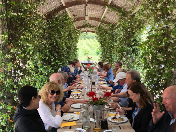 Outdoor Dining | Andrew Weil, M.D.