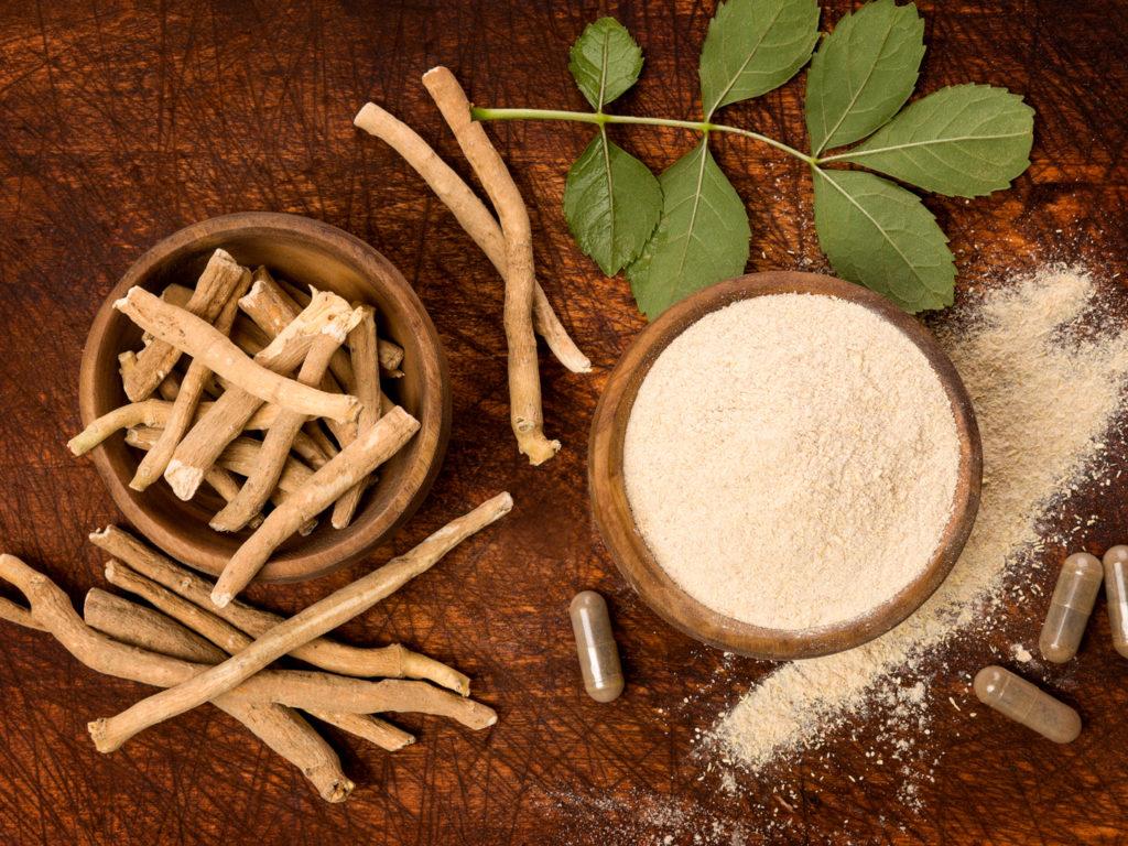 What is ashwagandha herb good for