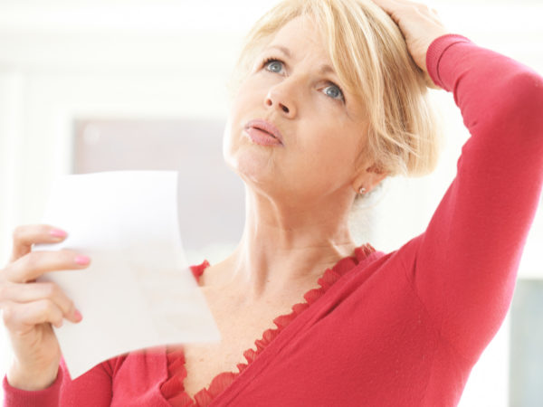 hot flashes women health