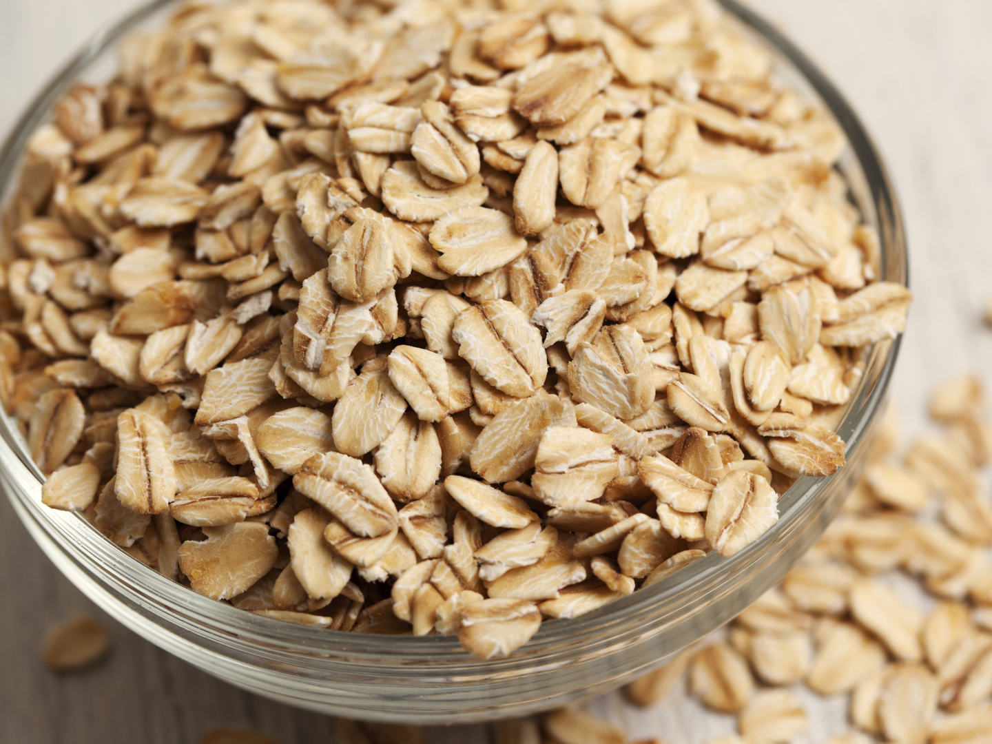 Oats for cooking