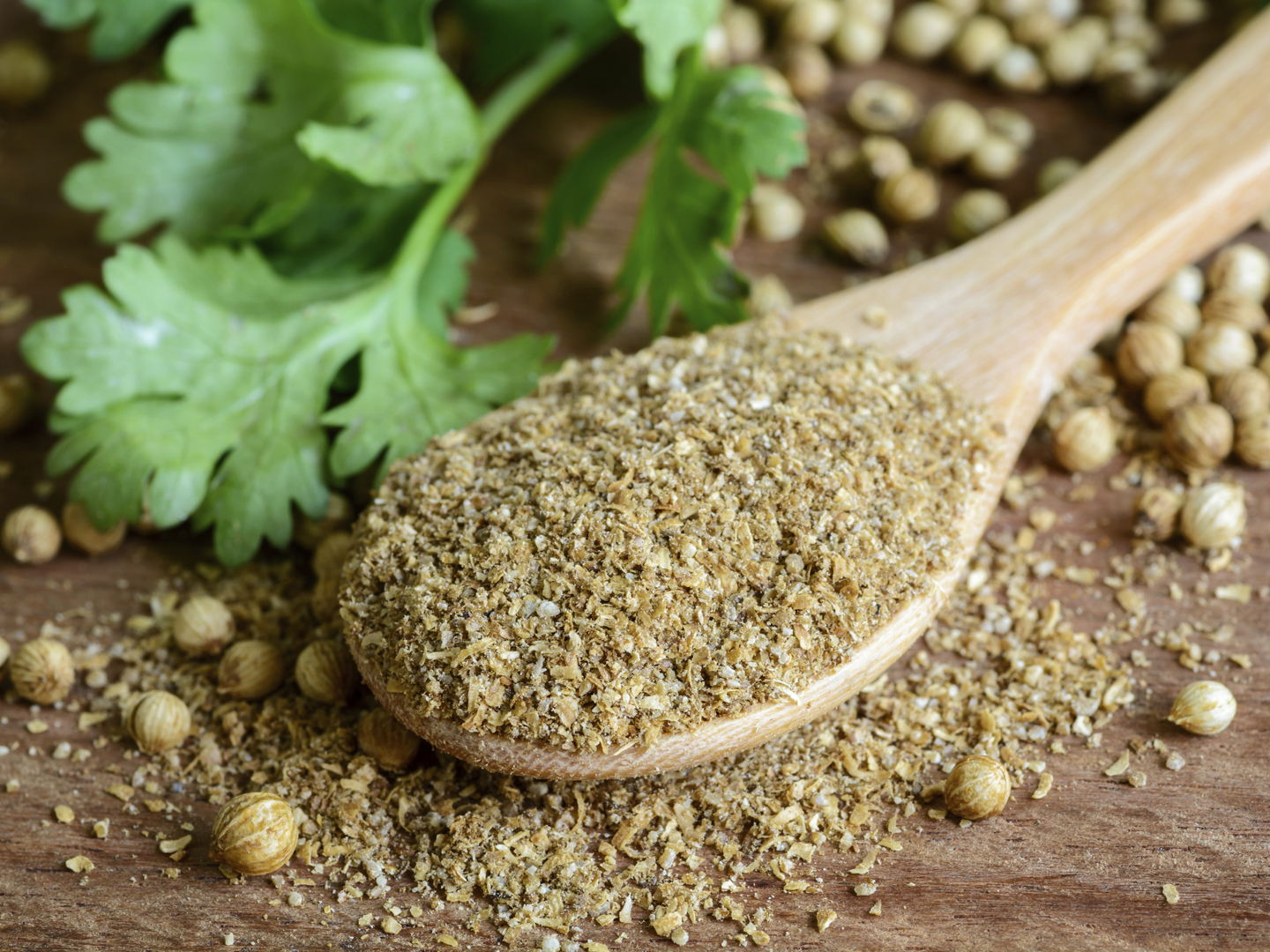 cooking with spices: cilantro and coriander - dr. weil's