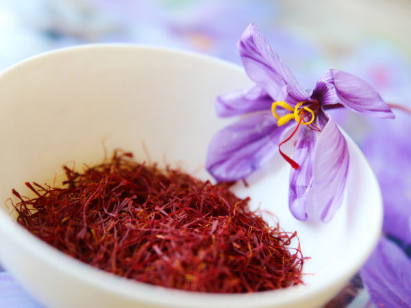 Cooking With Spices | Saffron | Dr. Weil's Healthy Kitchen