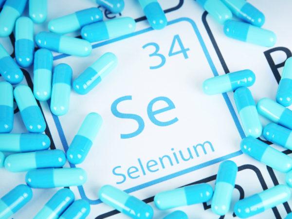 selenium mineral