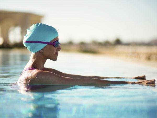 Fibromyalgia, swimmer, swimming, exercise for fibromyalgia