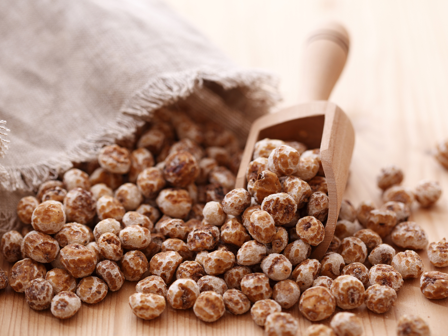 Time For Tiger Nuts? - DrWeil.com