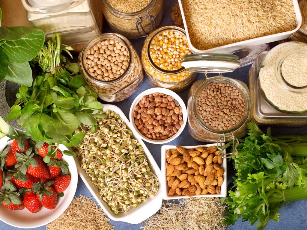 Choosing Vegetarian Protein?
