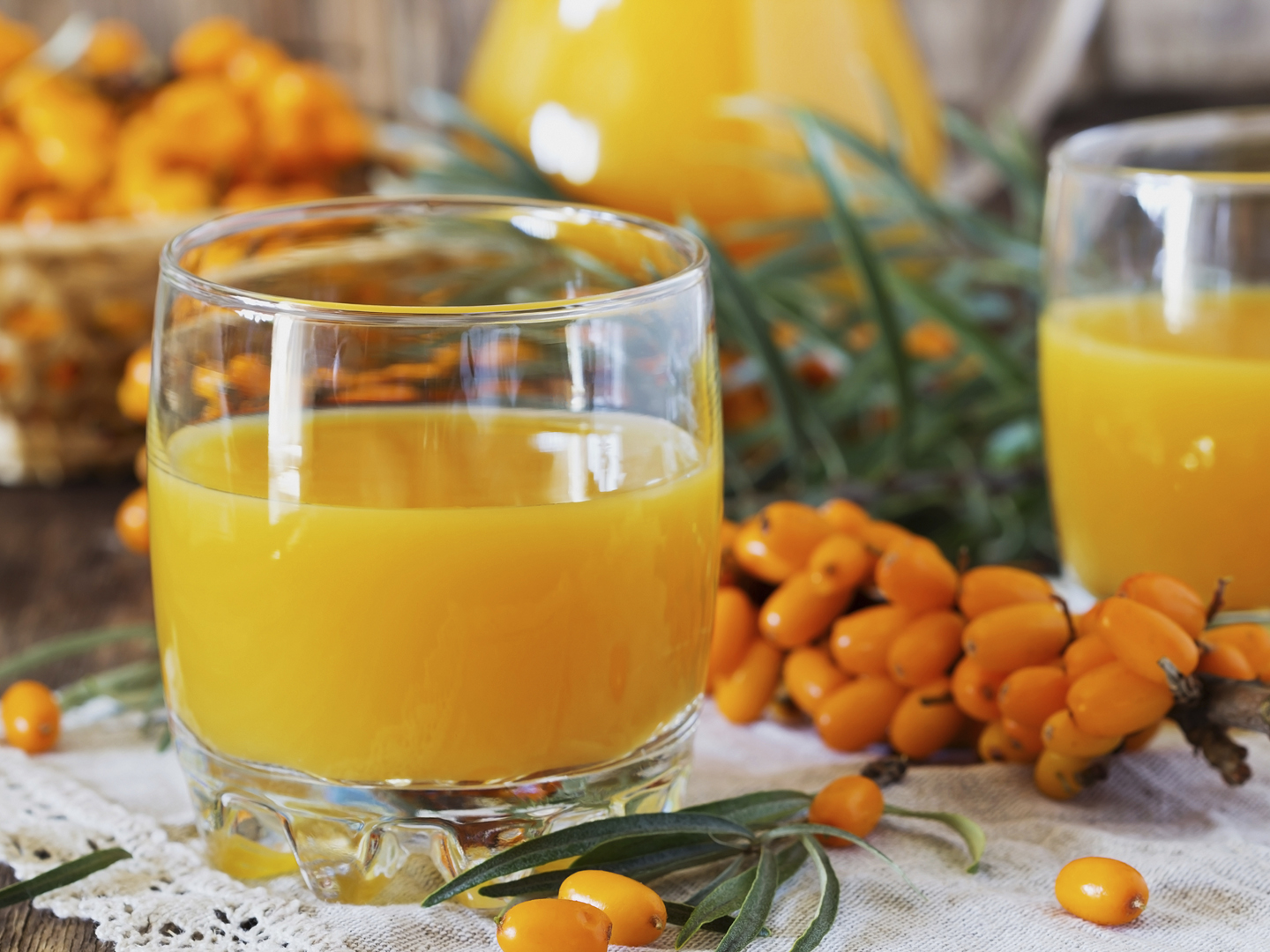 Sea Buckthorn, Miracle Fruit? - Ask Dr. Weil