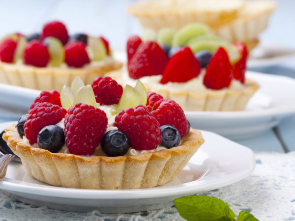 Almond Fruit Tart Recipes | Dr. Weil's Healthy Kitchen