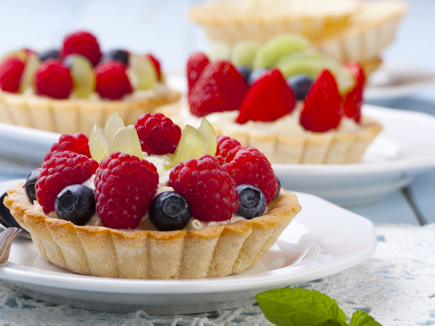 the fruit guys healthy fruit tart recipe