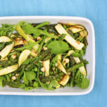 Roasted Asparagus Salad, Arugula & Hazelnuts | Dr. Weil's Healthy Kitchen