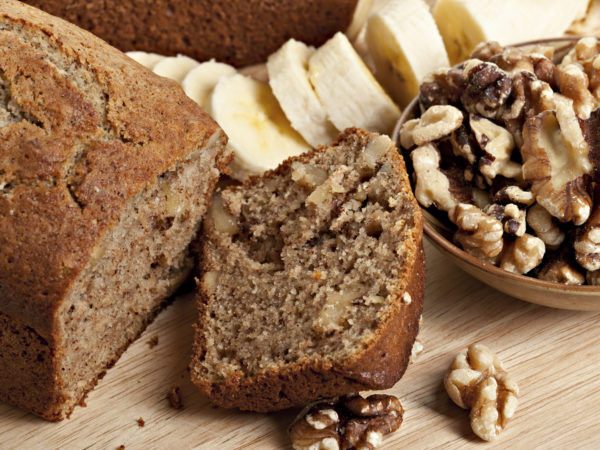 Banana Bread | Recipes | Dr. Weil&#039&#x3B;s Healthy Kitchen