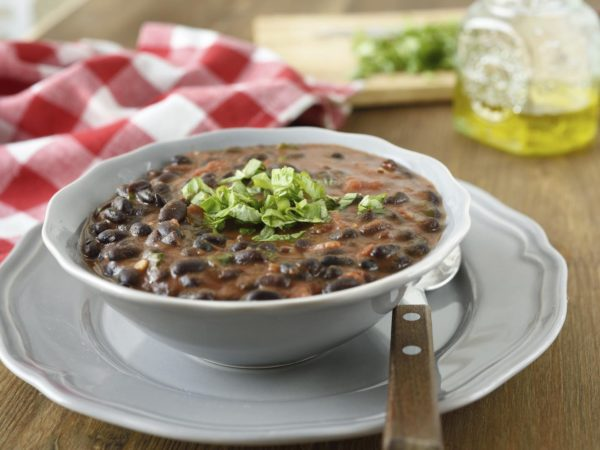 Black Bean Soup | Recipes | Dr. Weil's Healthy Kitchen