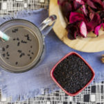 Black Sesame Smoothie | Recipes | Dr. Weil's Healthy Kitchen