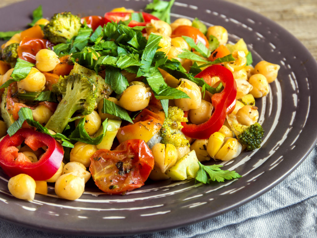 Chickpea and Broccoli Masala Curry - Dr. Weil\'s Health Kitchen