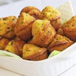 Chili & Cilantro Cornbread Muffins | Recipes | Dr. Weil's Healthy Kitchen