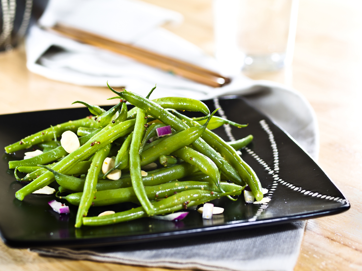 Chinese Green Bean Salad  Recipes  Dr Weils Healthy -7743