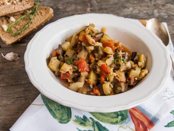 Ciambotta, Italian Stew | Recipes | Dr. Weil&#039&#x3B;s Healthy Kitchen